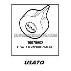 LEVA EROGAZIONE CAFFE - VAPORE BIANCA (USATA) LAVAZZA ESPRESSO E CAPPUCCINO