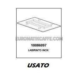 LABIRINTO INOX (USATO) LAVAZZA INOX EP95 - EP 2100 PININFARINA