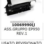 ASS. GRUPPO CAFFE REV.1 (USATO REVISIONATO) LAVAZZA EP 950