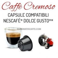 """64 CAPSULE CAFFE CREMOSO """" ITALIAN COFFE """""""