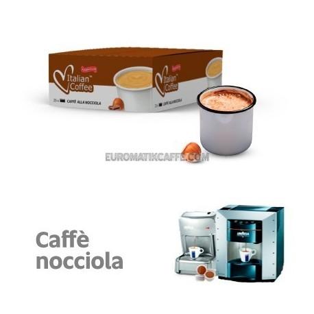 """25 capsule  che Maraviglia by Ristora compatibili Lavazza Espresso Point """"Caffè Nocciola"""""""