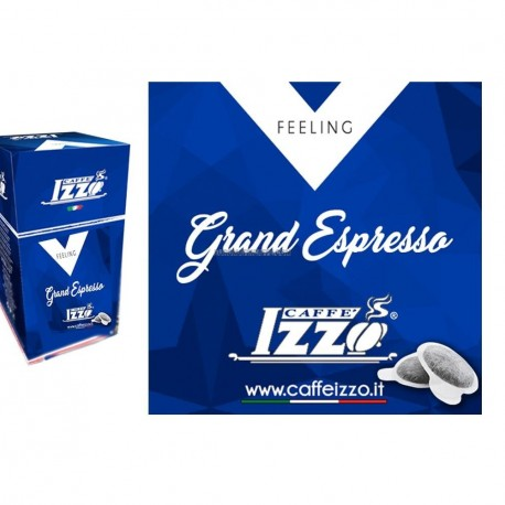 "150 CIALDE ESE 44mm "" CAFFE IZZO"" GRAND ESPRESSO"
