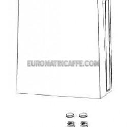 ASS. SERBATOIO CON VALVOLA LAVAZZA EP 950 V2