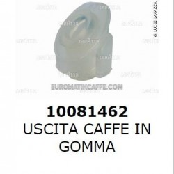 USCITA CAFFE IN GOMMA LF 400 - LF 400 MILK