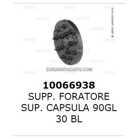 SUPPORTO FORATORE SUPERIORE CAPSULA 90GL30 BL LAVAZZA FIRMA LF 400 - LF 400 MILK
