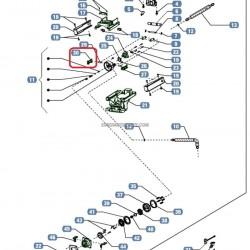 SPINTORE CAPSULA SX LAVAZZA LB 951