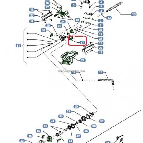 SPINTORE CAPSULA DX LAVAZZA LB 951
