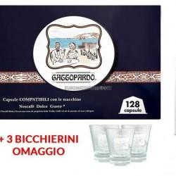 128 CAPSULE CAFFE DOLCE GUSTO GATTOPARDO TO.DA. RICCO