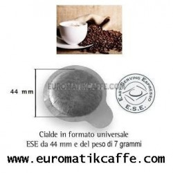 600 CIALDE CAFFE EUROMATIK ESE 44MM