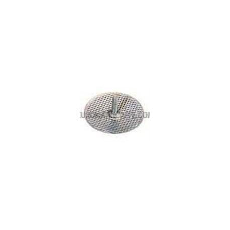 DOCCIA Acc.Inox D34 C/VITE GRUPPO SOSTITUISCE 0701.R07 PER PISTONE SAECO SUPERAUTOMATICA