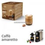 """10 CAPSULE CAFFE AMARETTO COMPATIBILI NESPRESSO """"ITALIAN COFFE"""""""