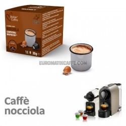 """10 CAPSULE CAFFE NOCCIOLA COMPATIBILI NESPRESSO """"ITALIAN COFFE"""""""