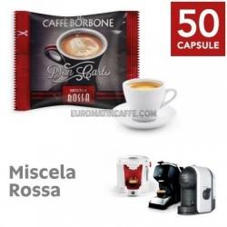 50 CAPSULE BORBONE DON CARLO MISCELA RED