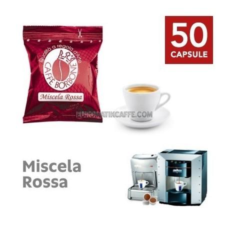 50 CAPSULE FAP BORBONE ESPRESSO POINT MISCELA NERA