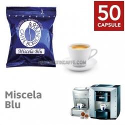 50 CAPSULE FAP BORBONE ESPRESSO POINT MISCELA BLU